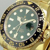 Rolex GMT-Master II Yellow gold 40mm Green United States of America, Georgia, Atlanta
