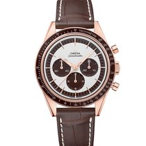 Omega Speedmaster Professional Moonwatch Rose gold 44.2mm Silver United States of America, Florida, Miami