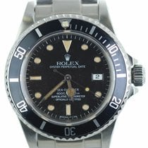 Rolex Sea-Dweller 16660 Very good Steel 40mm Automatic