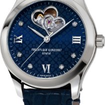 Frederique Constant Ladies Automatic Double Heart Beat 310NDHB3B6 new