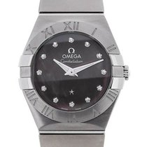 Omega Constellation Quartz 123.10.27.60.57.003 2020 nouveau