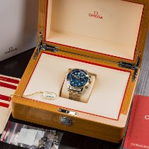 Omega Seamaster Diver 300 M Steel 44mm Blue No numerals United States of America, Texas, Austin