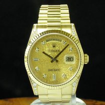 Rolex Day-Date 36 118338 2007 occasion