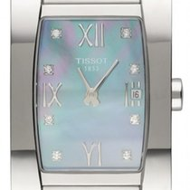 Tissot Generosi-T Steel 27.5mm Mother of pearl