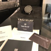TAG Heuer Connected SBF8A8013.80BH0933 Very good Titanium 45mm Quartz