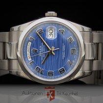 Rolex Day-Date 36 118209 2001 gebraucht