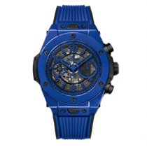 Hublot Big Bang Unico Keramik 45mm Grau