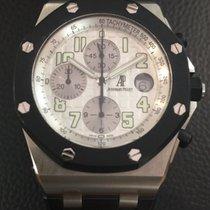 Audemars Piguet Chronograph Royal Oak Offshore stainless steel