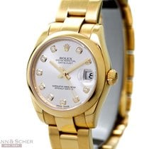 Rolex Datejust Medium Size Ref- 178248 Mother Of Pearl Diamond...