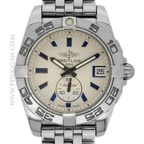 Breitling stainless steel Galactic