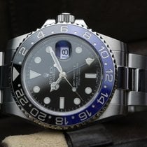 Rolex GMT-Master II BLNR Ref. 116710BLNR