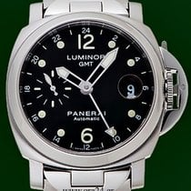 Panerai Luminor PAM160 GMT 40mm Stainless Steel Limted 1 of...