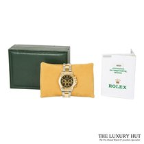 Rolex Chronograph 40mm Automatic 1997 pre-owned Daytona
