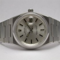 Rolex 1530 Oyster Perpetual Date Vintage Ss Silver Dial 36mm...
