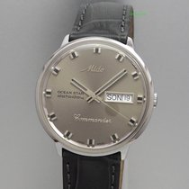 Mido Ocean Star Datoday /Day-Date Automatik Papiere 8419 aus 2008