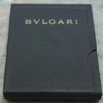 Bulgari vintage complete kit booklet and warranty papers