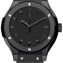 Hublot Big Bang Classic Limited Edition Black Dial Rubber