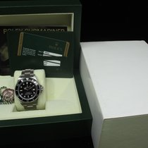 勞力士 SEA DWELLER 16600 Full Set with Box and PAPER (V Serial)