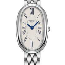 Longines L2.305.4.71.6 L23054716 Steel 2021 Symphonette 18.9mm new United States of America, New York, Airmont
