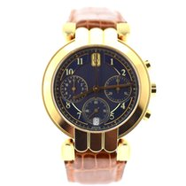 Harry Winston Anniversary chrono yellow gold automatic 2...