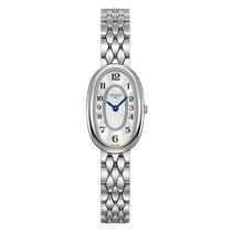 Longines Symphonette Steel 18.9mm Silver United States of America, Florida, SUNRISE