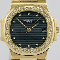 Patek Philippe 3800 Yellow gold Nautilus 37mm