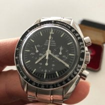 Omega Speedmaster Professional Moonwatch pre-owned 42mm Steel