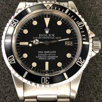 Rolex 1665 Steel 1980 Sea-Dweller 40mm pre-owned
