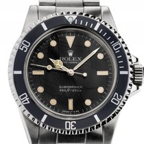 Rolex 5513 Aço Submariner (No Date) 40mm