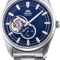Orient Acier 41mm Bleu