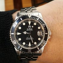 Tudor 75190 Steel Submariner 36mm