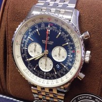 Breitling Navitimer 01 (46 MM) Steel 46mm Blue United Kingdom, Wilmslow
