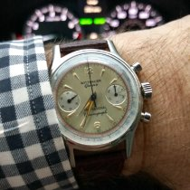 Wittnauer Chronograph 35mm Manual winding 1960 pre-owned