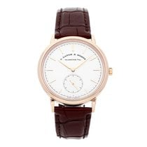 A. Lange & Söhne Rose gold 38.5mm Automatic 380.032 pre-owned United States of America, Pennsylvania, Bala Cynwyd