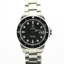 Tudor 75190 Staal 1995 Submariner 36mm tweedehands