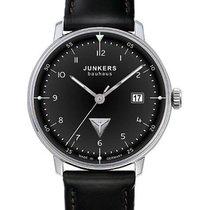 Junkers Steel 40mm Quartz 6046-2 new