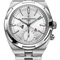 Vacheron Constantin Overseas Dual Time Silver United States of America, Florida, North Miami Beach