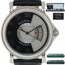 Paul Picot Steel 42mm Automatic 3351 SG pre-owned United States of America, New York, Huntington