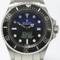 Rolex Stahl 43mm Automatik 116660 neu