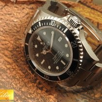 Rolex Sea-Dweller 4000 16600 with out holes case pre-owned