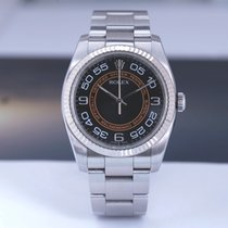 Rolex Oyster Perpetual White gold