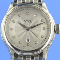 Oris Artelier Date 01 561 7604 4091-07 8 16 73 2013 pre-owned