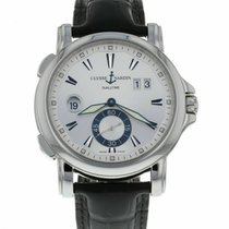 Ulysse Nardin Dual Time Steel 42mm United States of America, Florida, Sarasota