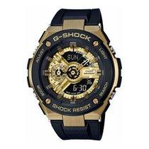 Casio G-Shock GST400G-1A9 Nuevo Acero 50mm Cuarzo