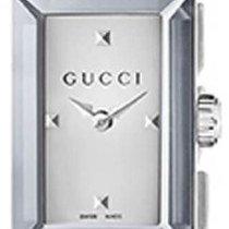 Gucci G-Frame Steel Silver No numerals United States of America, New York, Brooklyn