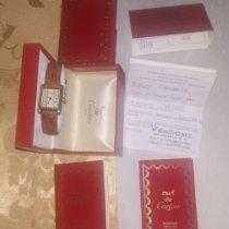 Cartier Tank Vermeil 45906 1990 gebraucht
