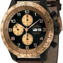 Zeno-Watch Basel OS Pilot 8557TVDDT-BRG-d1 καινούριο