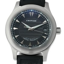 Chopard pre-owned Automatic 40mm Black Sapphire Glass 10 ATM