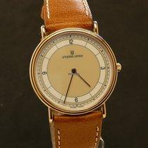 宇宙 (Universal Genève) Ultra Thin watch, Art Deco style dial,...