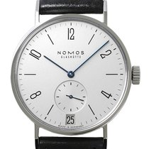 NOMOS Steel 38,3mm Automatic 602 new